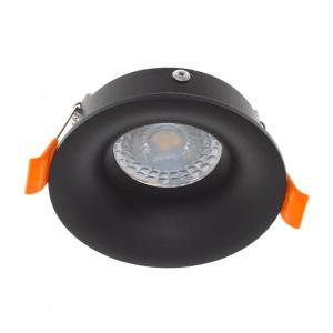 led-inbouwspot-zwart-ip22