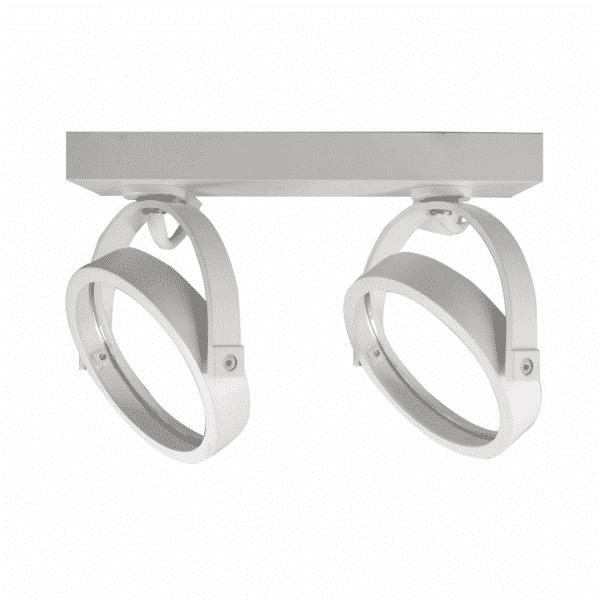 led-opbouwspot-dubbel-wit-ip22