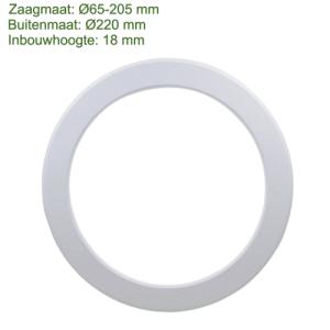 led-opbouw-downlight-12/18-watt