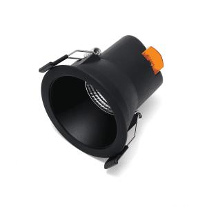 zwarte-inbouwspot-6-watt-schuin