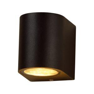 ronde-wandlamp-zwart-gu10-ip-44