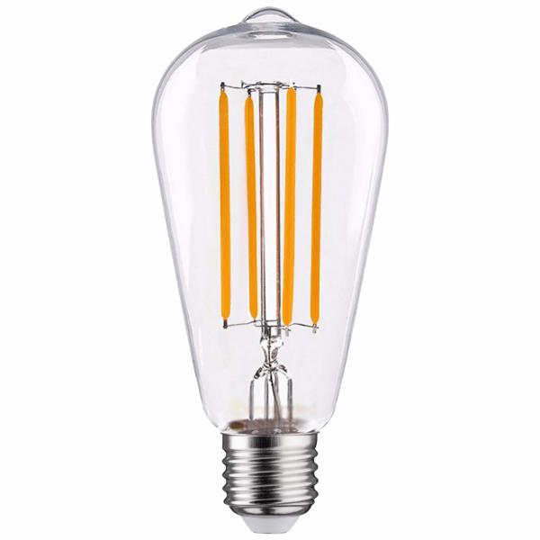 led-filament-e-27-6,5-watt-transparant-