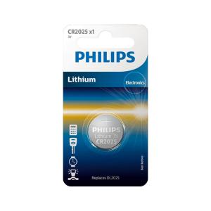 lithium-philips-batterij-cr2025