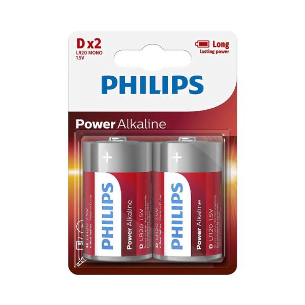 philips-power-alkaline-d-batterij
